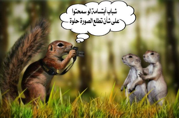 بالصور صور حيوانات مضحكة , اضحك مع لقطات نادرة وطريفة للحيوانات 5978 2