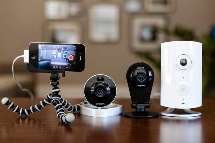 بالصور كاميرات مراقبة منزلية , راقب منزلك واطمئن 13435 10