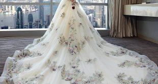 صور صور فساتين عروس , اختارى فستان الزفاف الاقرب لقلبك وشخصيتك