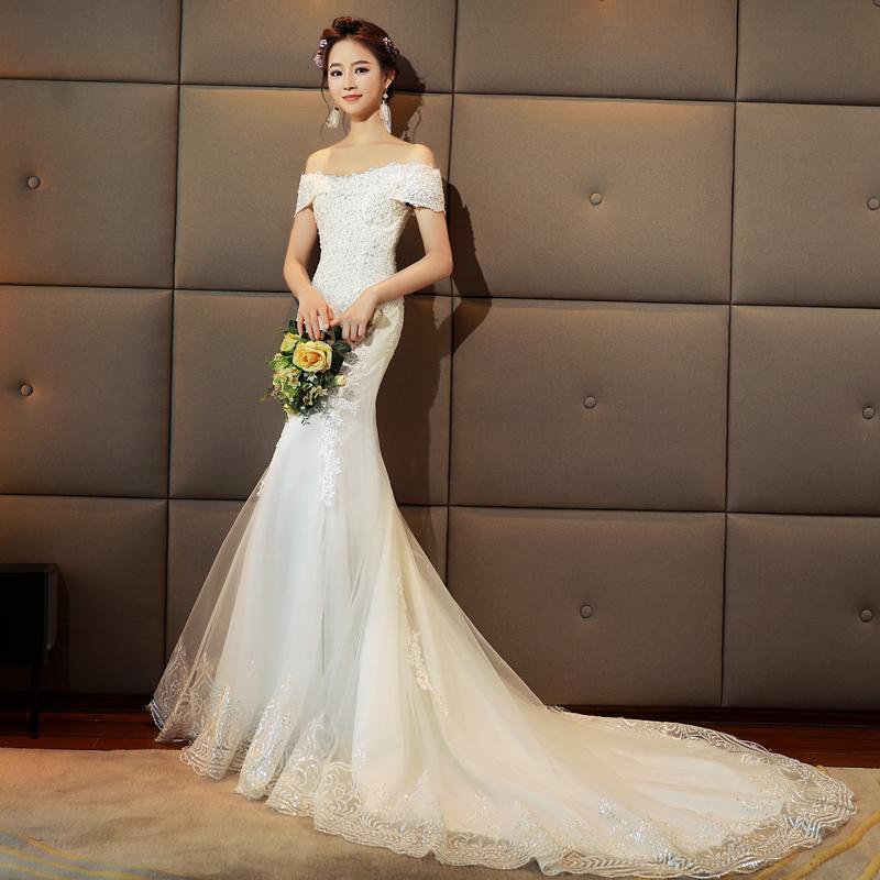 بالصور صور فساتين عروس , اختارى فستان الزفاف الاقرب لقلبك وشخصيتك 1349 9