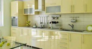 صور افضل لون للمطبخ , اجدد موضة فى الوان المطبخ