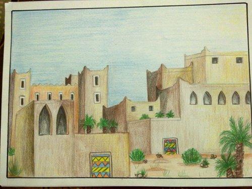 صورة صور بيوت تراثية , اجمل البيوت الاثرية