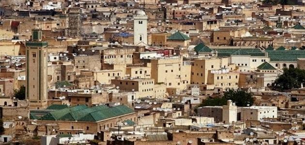 بالصور ترتيب المدن المغربية من حيث المساحة , اكبر مدينة واصغر مدينة 13543