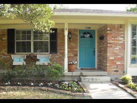 صورة ديكورات خارجية للمنازل , تزين خارج المنزل