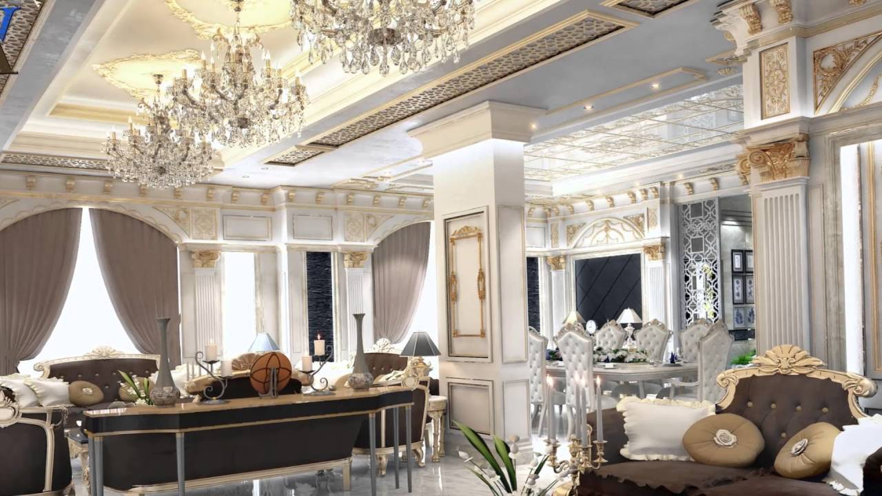 بالصور قصور فخمة في دبي , احلى قصر ستراه فى حياتك 13554 4