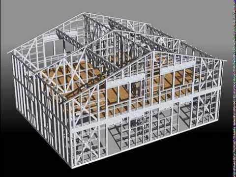 بالصور تصميم الهياكل الحديدية , افضل مهندس لتصميم الهياكل الحديدية 13586 1