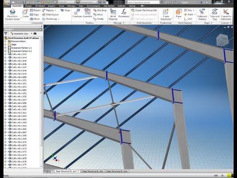 بالصور تصميم الهياكل الحديدية , افضل مهندس لتصميم الهياكل الحديدية 13586 3