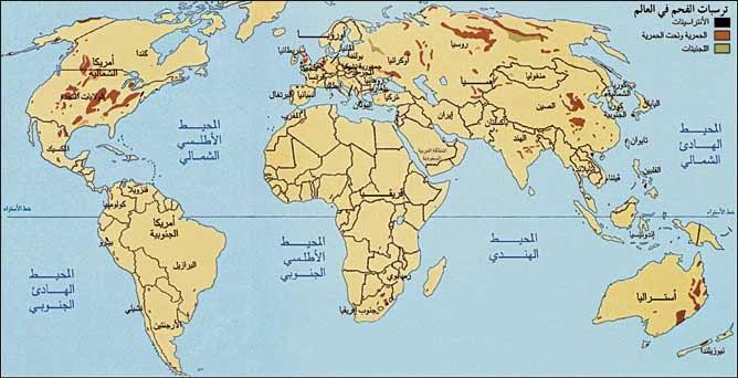 بالصور خريطة العالم الطبيعية بالعربى , اجمل الخرائط الطبيعية 13601 6