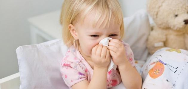 صور علاج نزلات البرد للاطفال , احمى طفلك من نزلات البرد