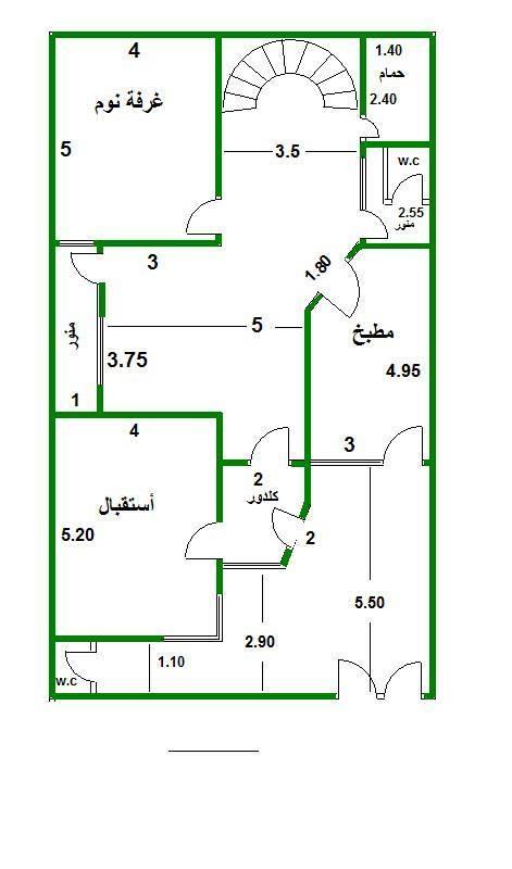 بالصور رسم هندسى لقطعة ارض 150 متر , افضل الرسومات الهندسية 13642 10