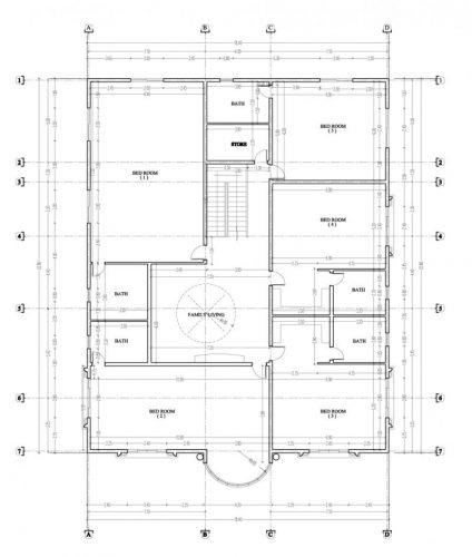 بالصور رسم هندسى لقطعة ارض 150 متر , افضل الرسومات الهندسية 13642 3