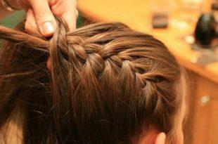 صورة تسريحات شعر جميلة , اجدد تسريحات الشعر