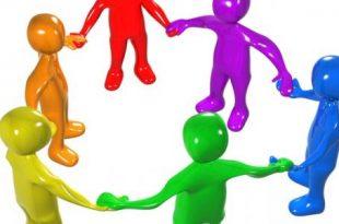 صورة تعبير عن اهمية التعاون على فعل الخير , تعاونوا من اجل الخير