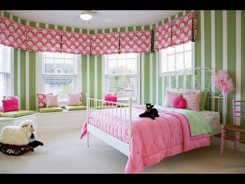 بالصور ديكورات لغرف البنات , اجدد ديكورات لعام 2019 13659 2