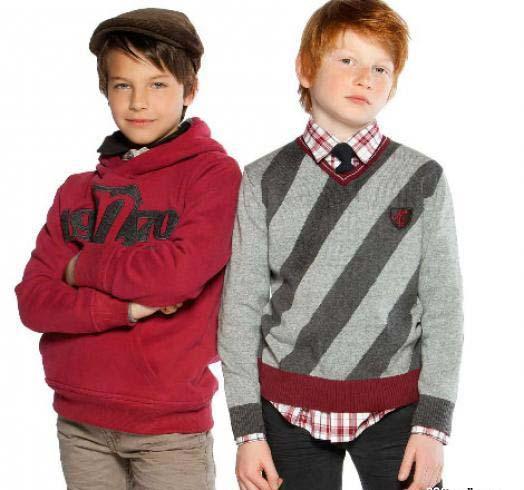 بالصور الملابس الشتوية للاطفال , اجدد الموديلات الشتوية 13689