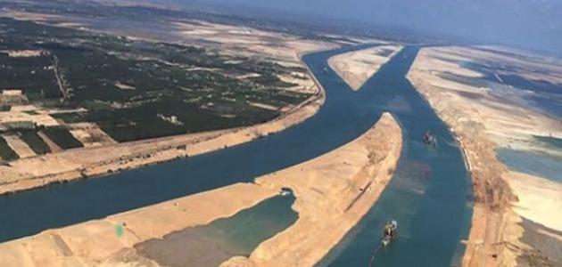 صور معلومات عن قناة السويس الجديدة , اهمية قناة السويس