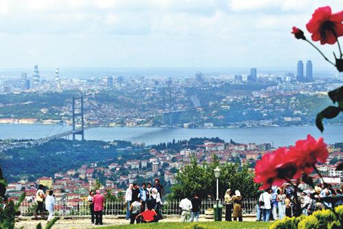 صور تل العرائس في اسطنبول , افضل اماكن التنزه