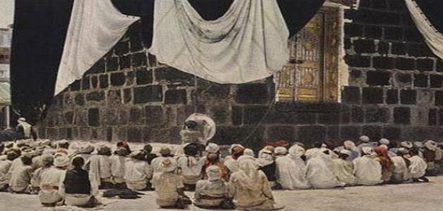 صور قصة بناء الكعبة المشرفة , الحرم المكى الشريف
