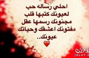 بالصور اجمل رسائل غرام , رسائل حب رومانسية 13736 10 310x205