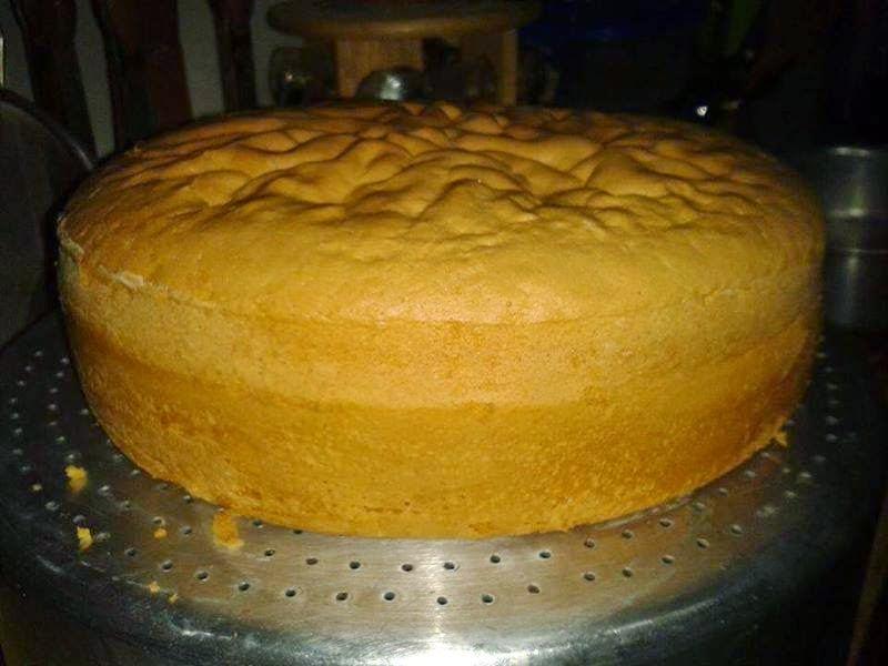 بالصور طريقة عمل الكيكة الاسفنجية سالي فؤاد , خطوات سهلة للكيك الاسفنجي 13747 3