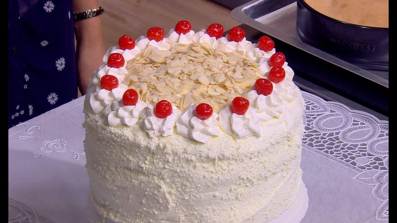 بالصور طريقة عمل الكيكة الاسفنجية سالي فؤاد , خطوات سهلة للكيك الاسفنجي 13747 4