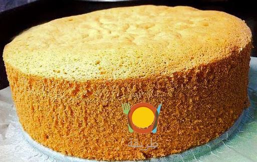 بالصور طريقة عمل الكيكة الاسفنجية سالي فؤاد , خطوات سهلة للكيك الاسفنجي 13747 6
