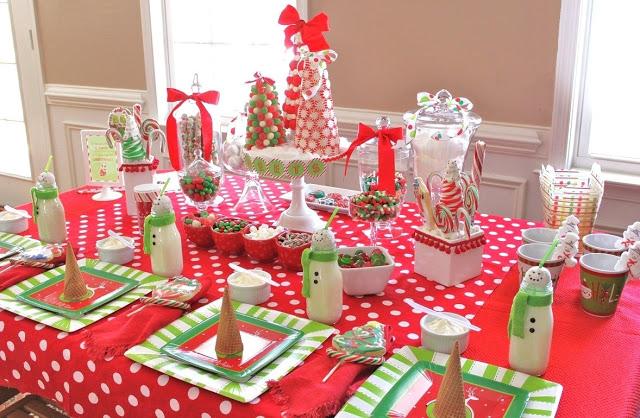 بالصور ديكور عيد الميلاد , زينة اعياد ميلاد انيقة 13752 6