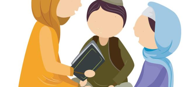 بالصور موضوع عن بر الوالدين , طاعة الوالدين و البر بهما 13761 4