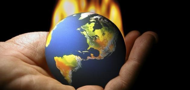صور اسباب الاحتباس الحراري باختصار , كيفية حل هذه المشكلة