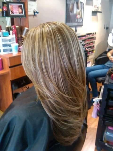 بالصور وصفة ديكاباج للشعر , كيف افتح لون شعرى 13807 11