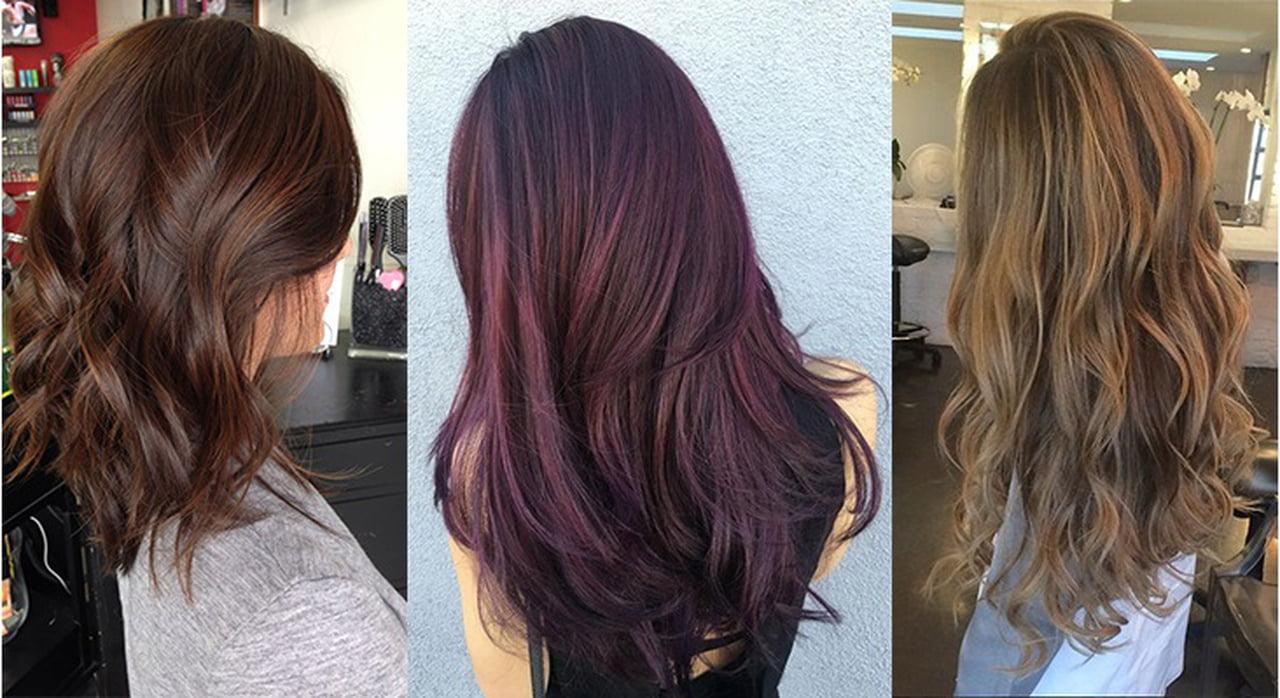بالصور وصفة ديكاباج للشعر , كيف افتح لون شعرى 13807 9