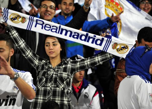 صور عشاق ريال مدريد , افضل نادى مفضل لى