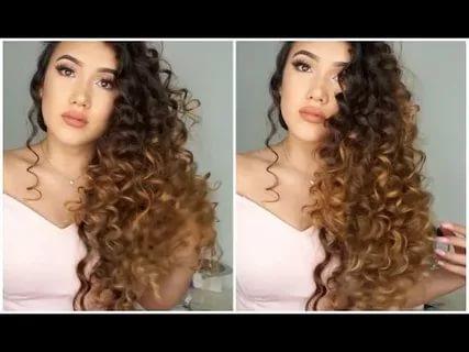 بالصور لف الشعر بالقصدير , كيف اجعل شعرى مموج