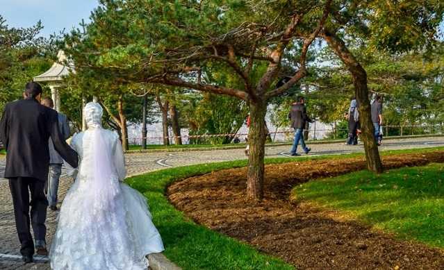 بالصور تلة العرائس اسطنبول , لابد من الذهاب الى هذه التلة 13854 1
