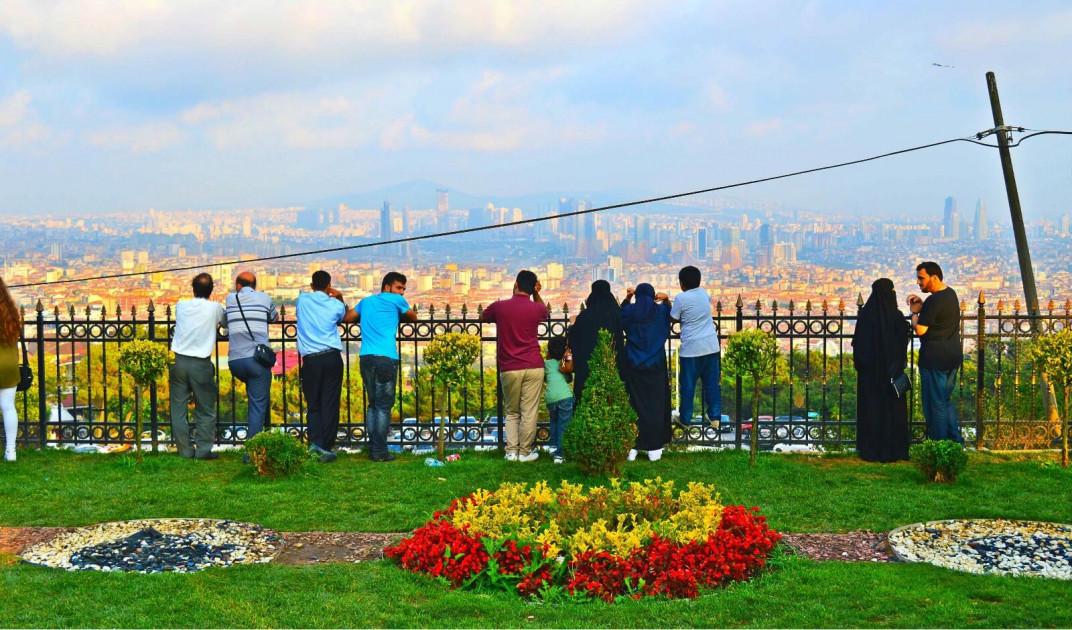 بالصور تلة العرائس اسطنبول , لابد من الذهاب الى هذه التلة 13854 2
