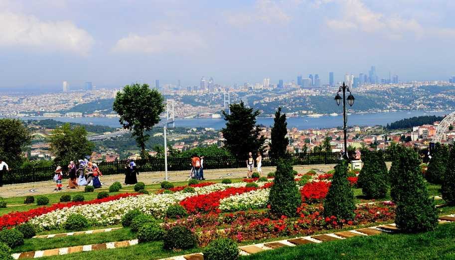 بالصور تلة العرائس اسطنبول , لابد من الذهاب الى هذه التلة 13854 3
