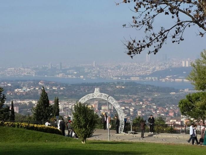 بالصور تلة العرائس اسطنبول , لابد من الذهاب الى هذه التلة 13854 5