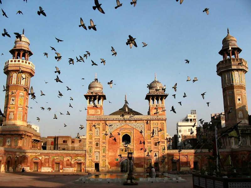 صورة اين تقع لاهور , اجمل مدن باكستان
