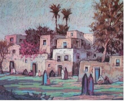 بالصور تعبير عن قريتي , موضوع عن حب القرية 13876 6