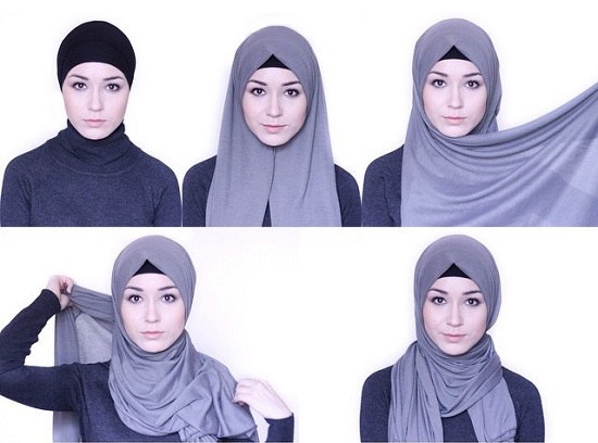 بالصور طرق لف الحجاب , اجمل لفات طرح عصرية وسريعة بالخطوات المصورة 1398 10