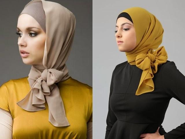 بالصور طرق لف الحجاب , اجمل لفات طرح عصرية وسريعة بالخطوات المصورة 1398 6