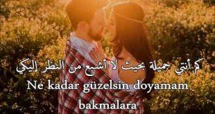 صورة كلمات تركيه رومانسيه , استمتع بكلمات الحب التركي