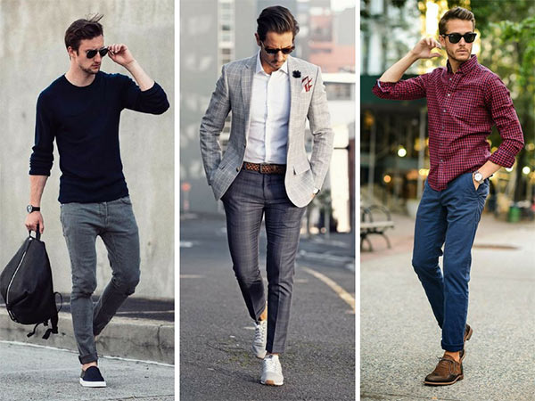 بالصور صور رجال شيك , تعلم بالصور كيف تنسق ملابسك بشكل انيق 472 15