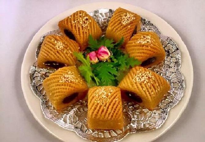 بالصور حلويات ليبية , المقروض اشهى واشهر الحلوى الزمنية في المطبخ الليبي 477 1
