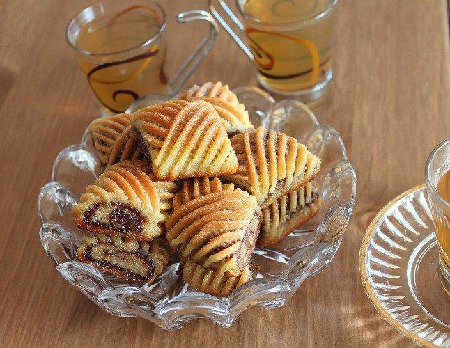 بالصور حلويات ليبية , المقروض اشهى واشهر الحلوى الزمنية في المطبخ الليبي 477 2