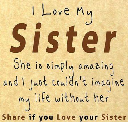 بالصور كلام جميل عن الاخت , اجمل الصور والعبارات الرقيقة لاحلى اخت 525 6