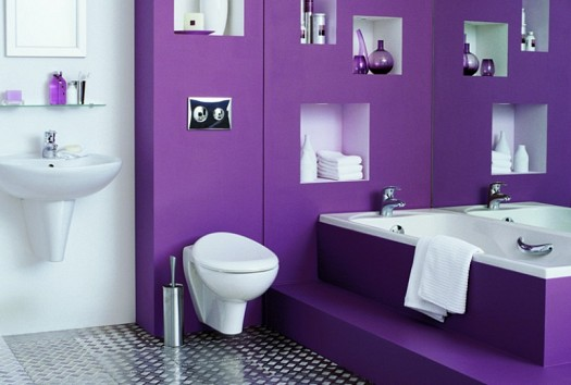بالصور تصاميم حمامات , اشكال حمامات قمة الرفاهية والابداع 1346 10