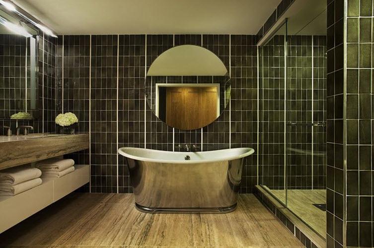 بالصور تصاميم حمامات , اشكال حمامات قمة الرفاهية والابداع 1346 8