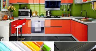 صورة افكار منزلية للمطبخ , اتفرجي على افكار حتغير مطبخك وتوفر في وقتك وفلوسك