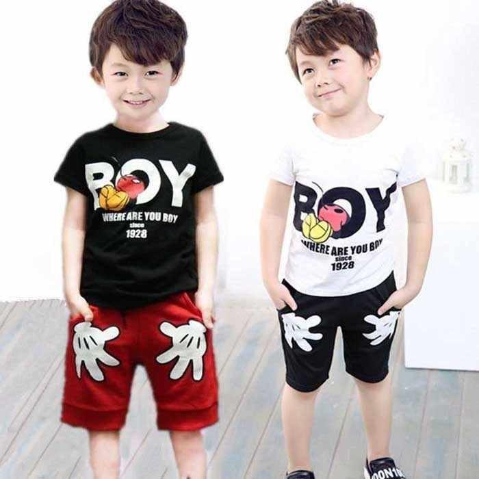 بالصور ملابس اطفال اولاد , احدث ازياء اولادي لشياكة وراحة طفلك في الصيف 585 10